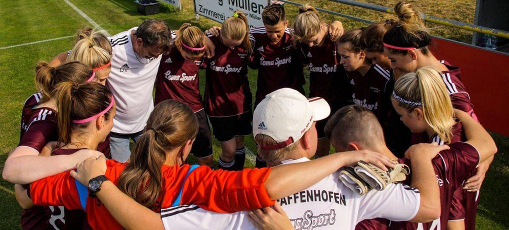 Frauenfußball – Terminplan