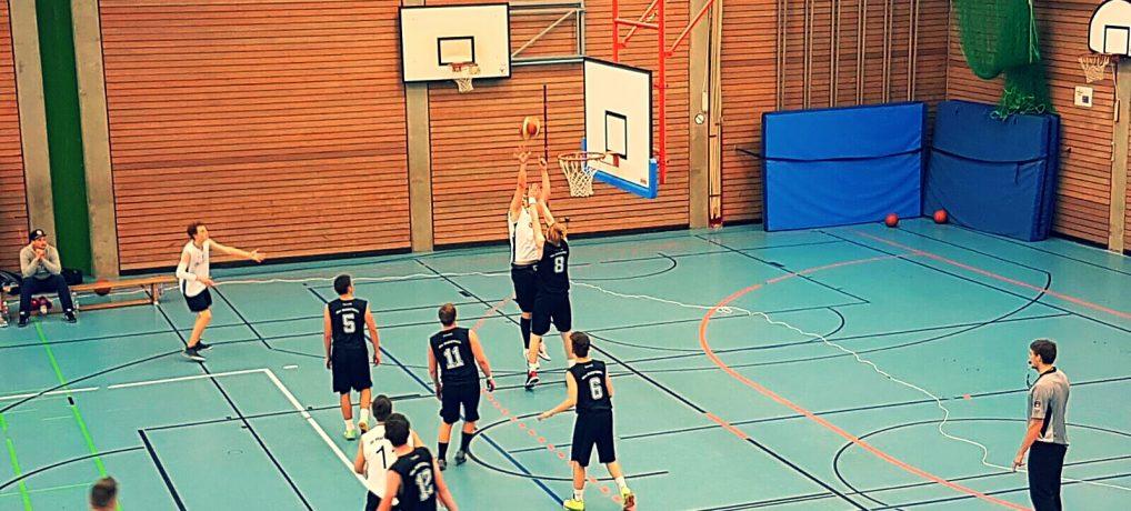 Herrenbasketball – Terminplan
