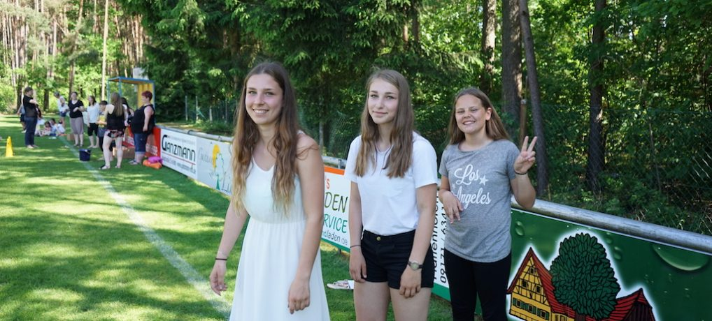 Impressionen vom Sportplatzfest 2017