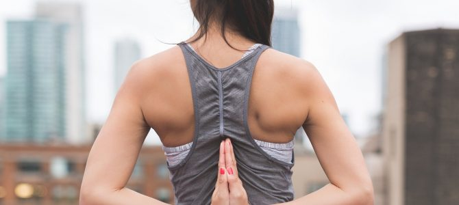 Neuer Kurs: Rückenfit mit Anna-Lena