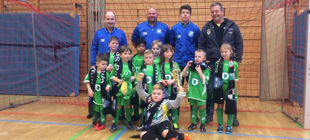 Jugend: U-7 wird Stadtmeister 2018